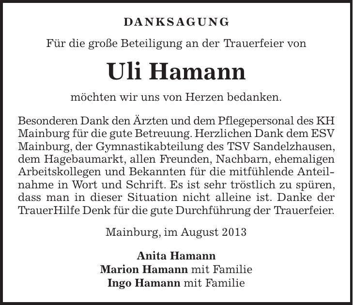 Marion Hamann