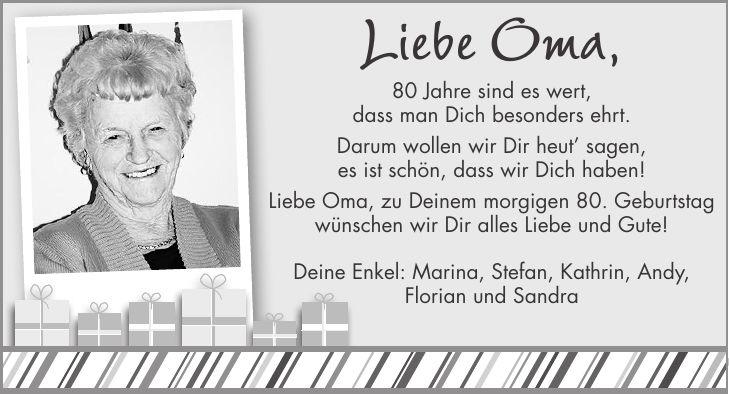 Anzeige 18 Geburtstag Zeitung