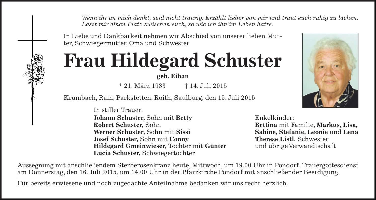Werner Schuster Tochter