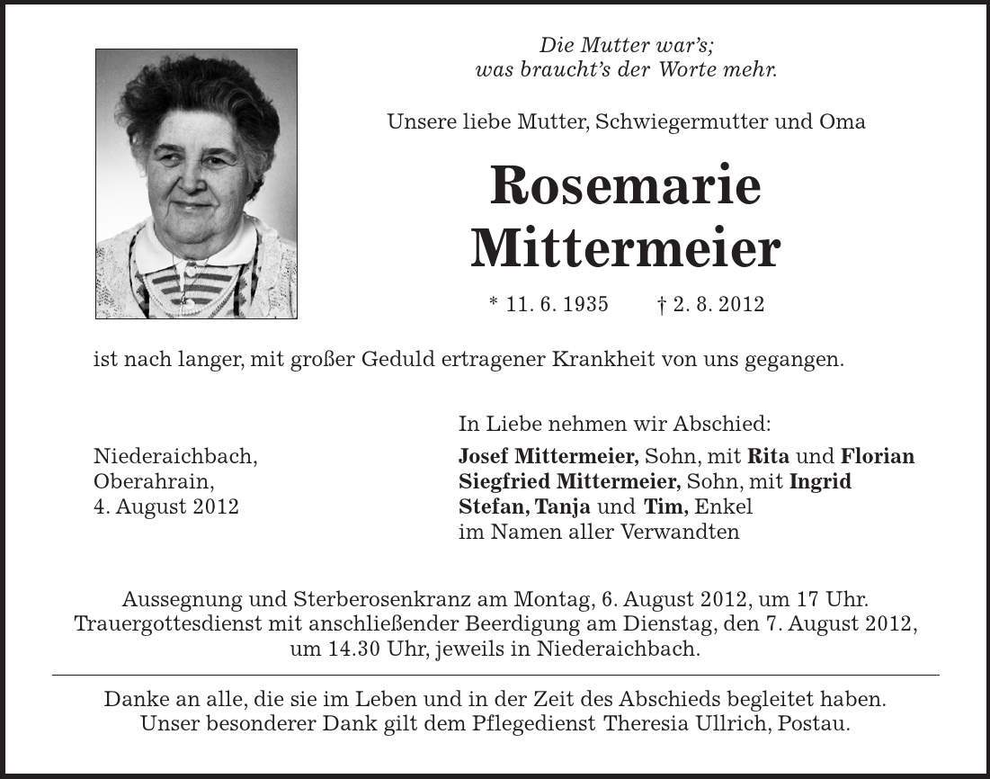 Ingrid Mittermeier