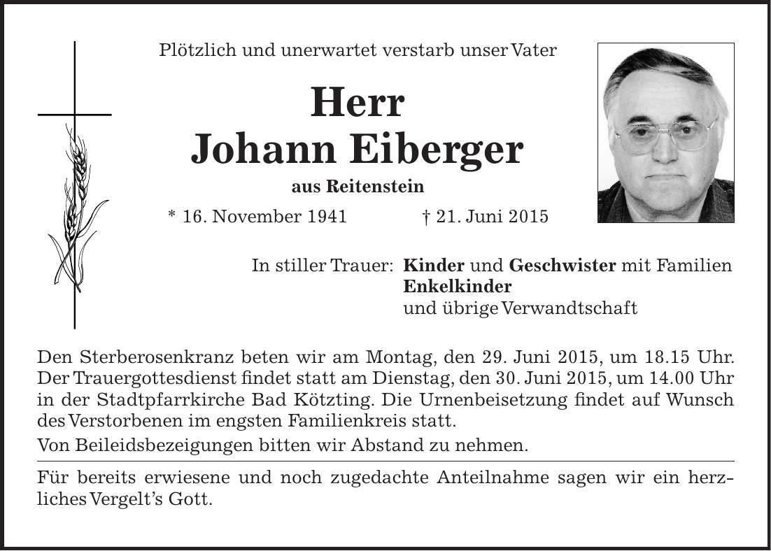 Eiberger Bad Kötzting