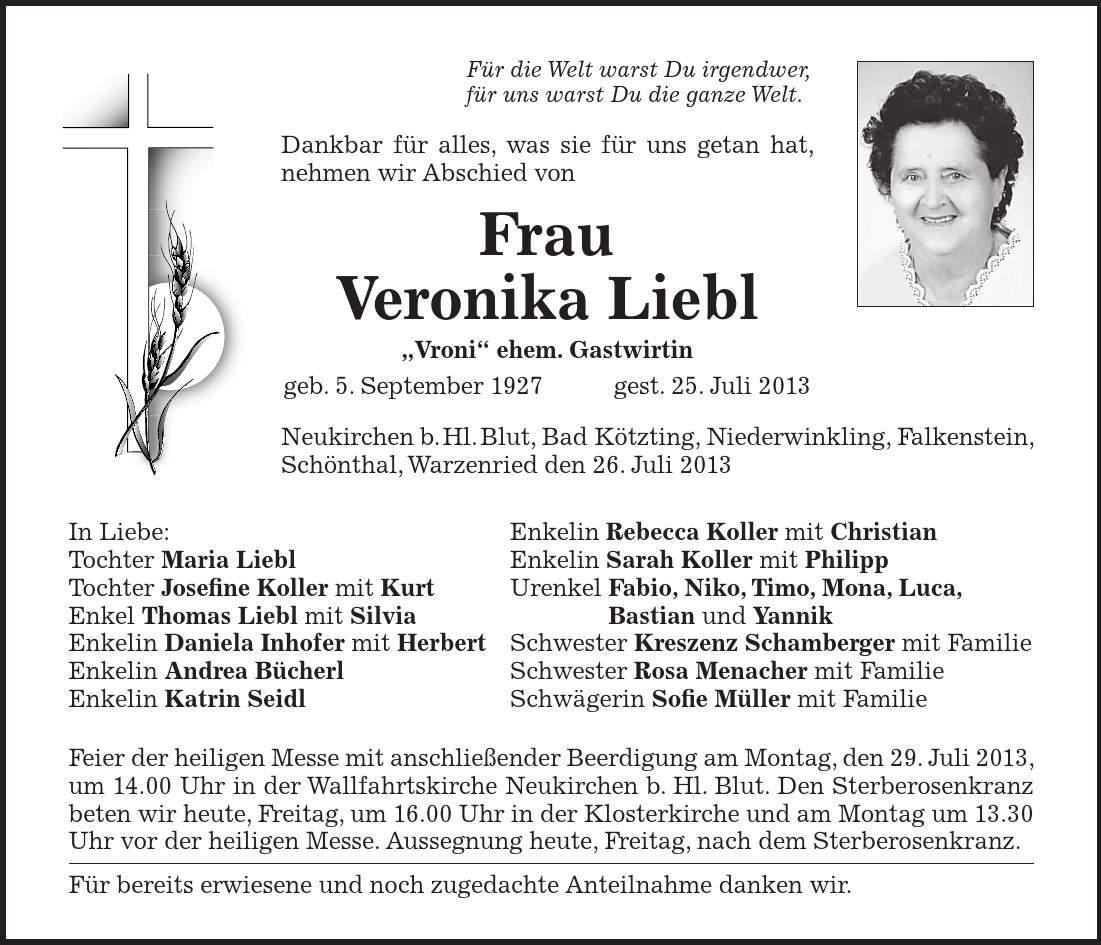 Veronika Liebl