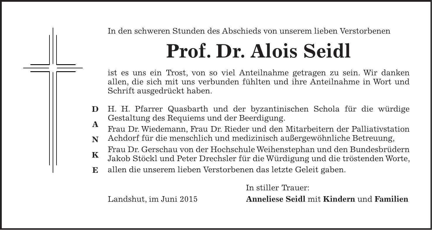 Alois Drexler's Nachfolger KG. in Bad Häring