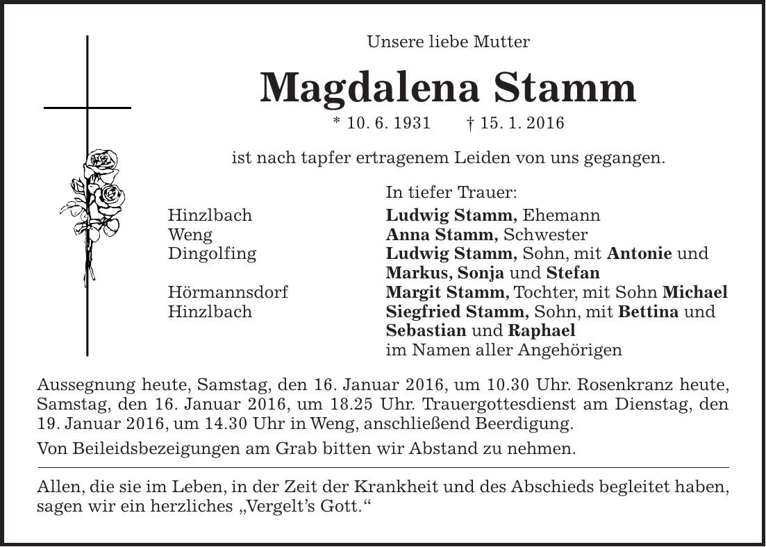 Ludwig Stamm