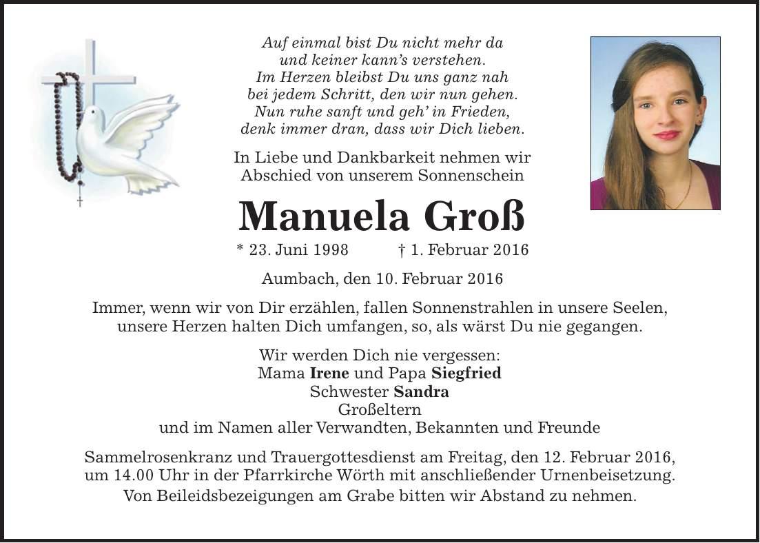 Todesanzeigen Köln