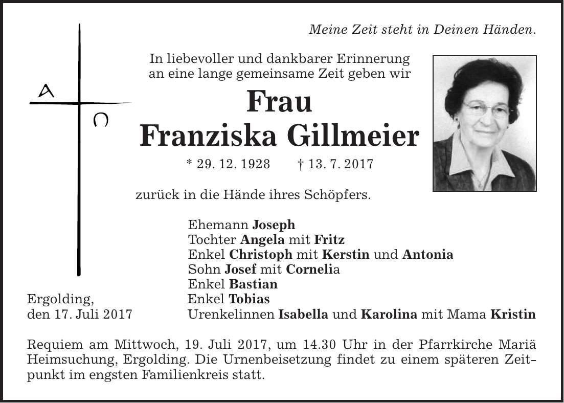 Josef Gillmeier