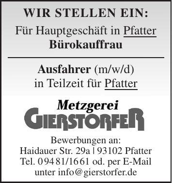 Stellenanzeige (906300) - Stellenmarkt / Stellenangebote ...