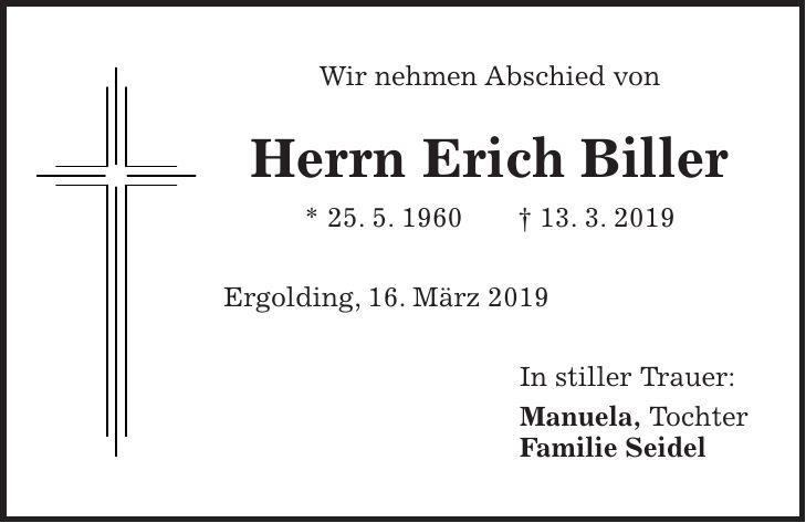 Erich Biller Gewürze