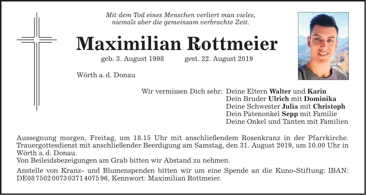 Www Neumarkter Tagblatt Todesanzeigen De