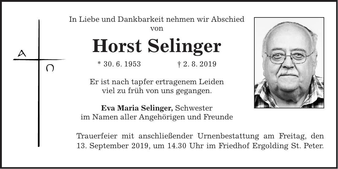 Aargauer zeitung todesanzeigen online dating